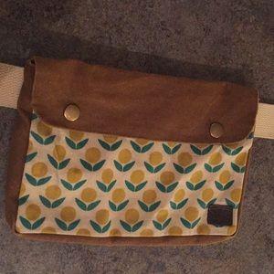 Handbags - FINAL! Adorable Canvas Waist Pouch (fanny pack)
